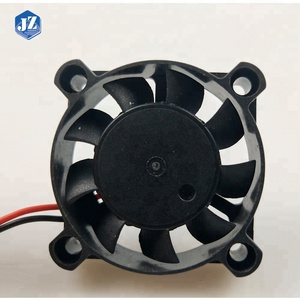 4010 3 Wire Speed Control Automatic Restart DC Dual Ball Bearing Cooling  Fan to Canada