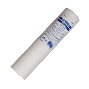 10'' pp yarn string wound water filter cartridge for water filter machine