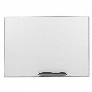 Porcelain Magnetic Markerboard,5/16 quot; Frame,3 #39;x4 #39;,White