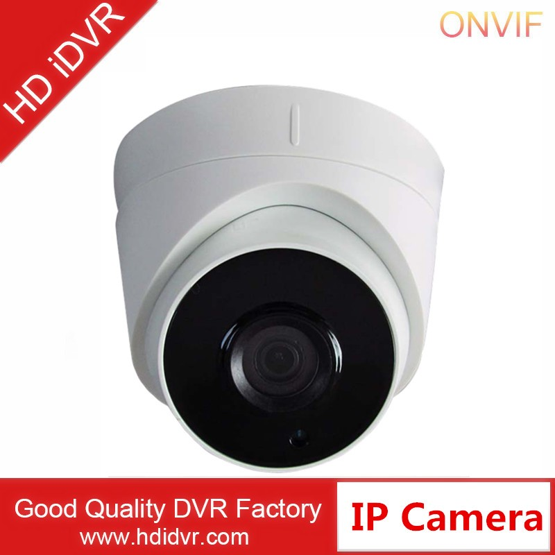 HDiDVR brand 1/2.8 SONY 3MP H.265 Onvif Outdoor Mini IP Camera SD Card Low Light Reset Audio Alarm Analog Output