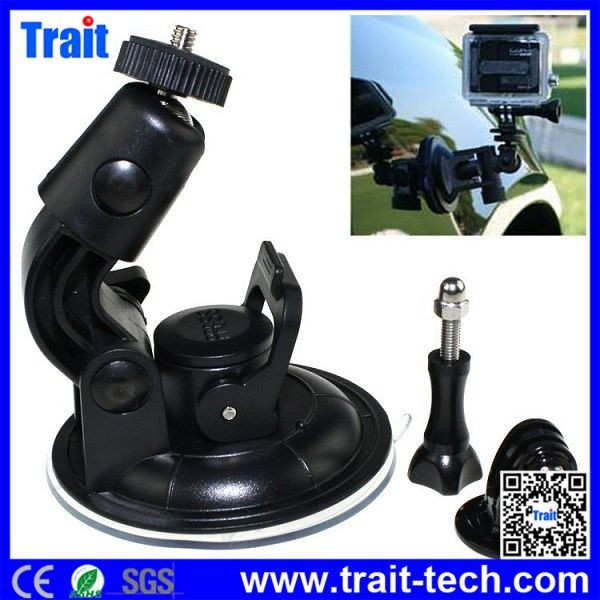 High Quality for Gopros accessories GP70 for Gopros Suction Cup Mount Paypal Accept
