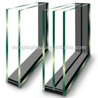 quality curtain wall glass