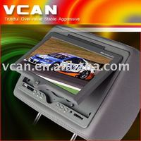 9 inch headrest car DVD monitor