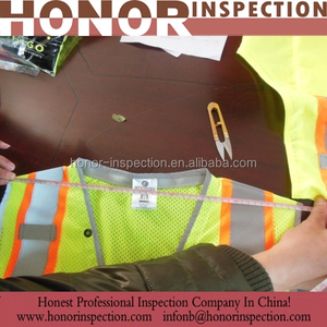 apparel quality inspection service in China
