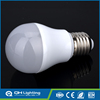 Super Bright 3 years warranty indoor energy saving 3w led bulb