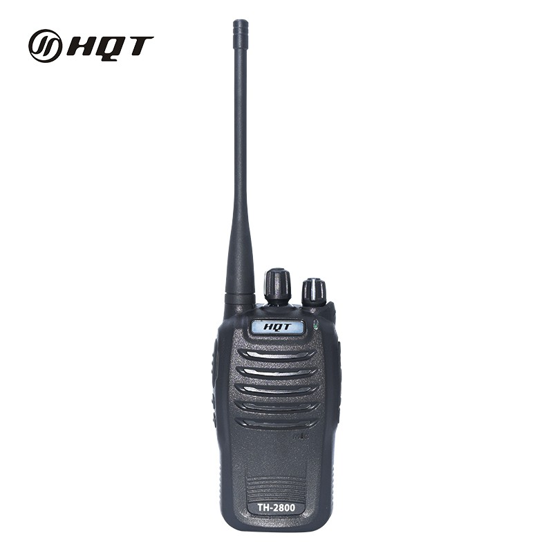 Dual Band UHF VHF 2 Way Handheld Radios
