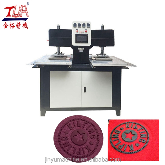 full automatic Trademarks Embossing Machine