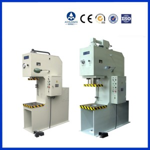 Chinese supplier swage laboratory hydraulic press