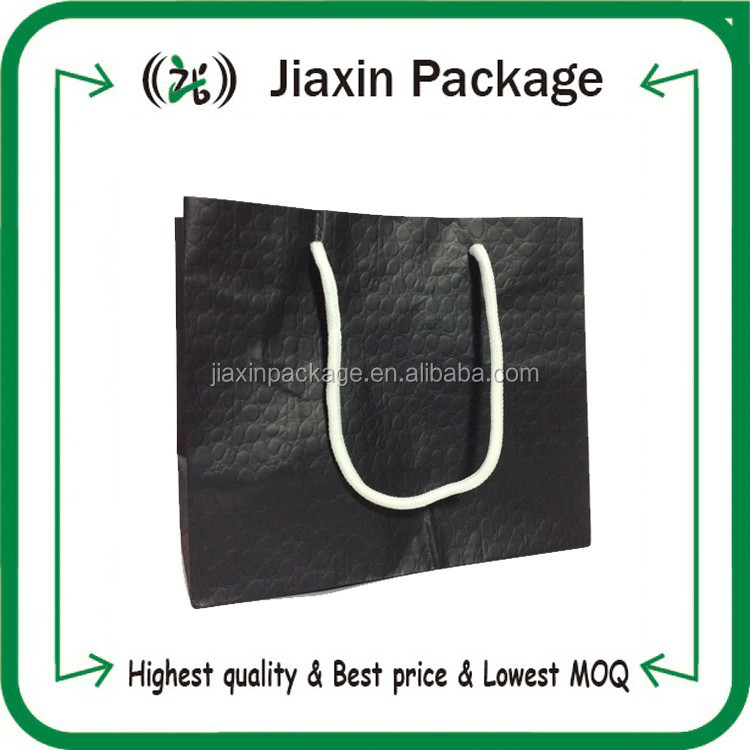 2015 new arrival specialty cheap decorateive paper bags packaging