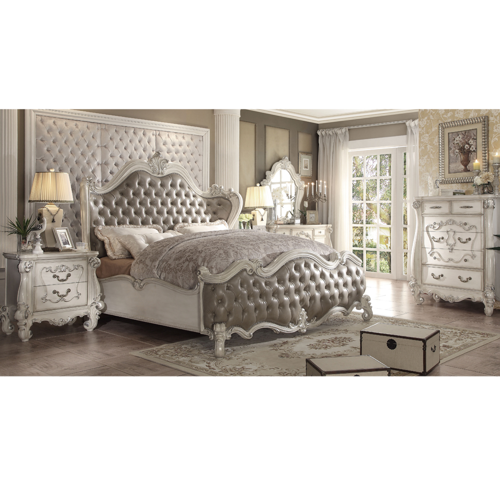 Longhao Furniture king size bed bedroom furniture
