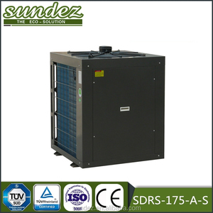 Hot water heating device air source hot water heat pump monobloc system 10KW 20KW 30KW 60kw 90kw