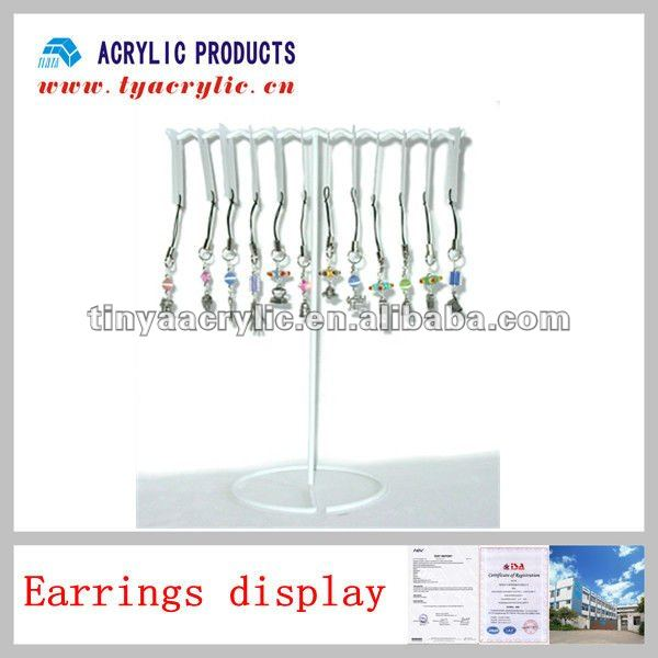 Special earring stands wholesale