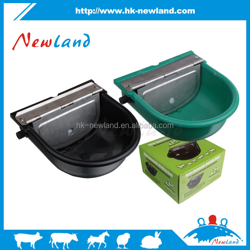 NL810-P Plastic new type plastic nylon dog waterer dog water trough
