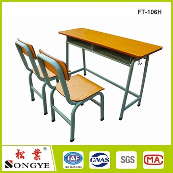 two seater school desk u0026 chair classroom bench furniture wooden wooden study table for children school desk in classroom o22 classroom