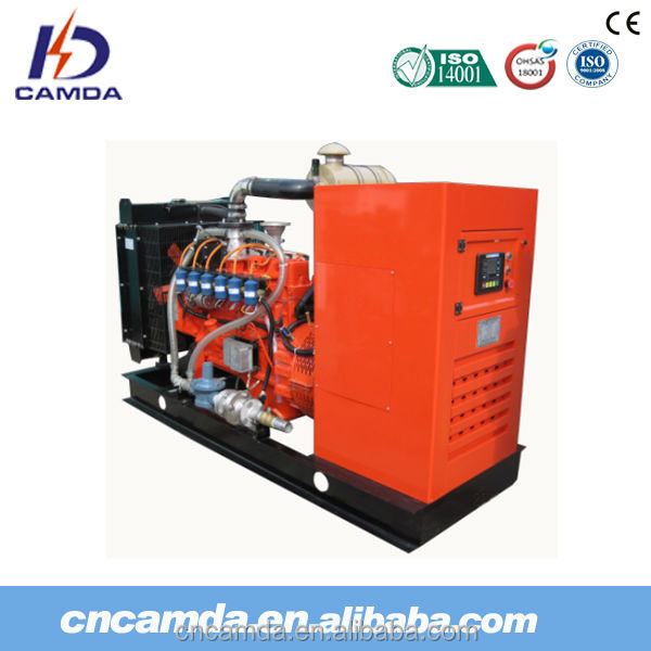 Hot sale 30kW natural gas generator / CHP Gas Generator / Gas cogeneration uni with CE Certificate