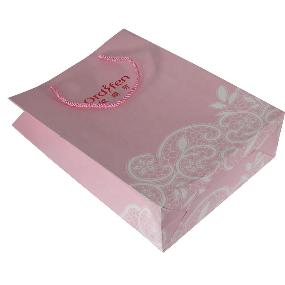 Cheap Shopping Paper Bags For Packaging