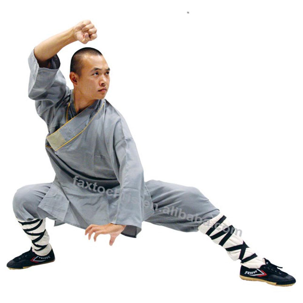 Shaolin Uniform 25