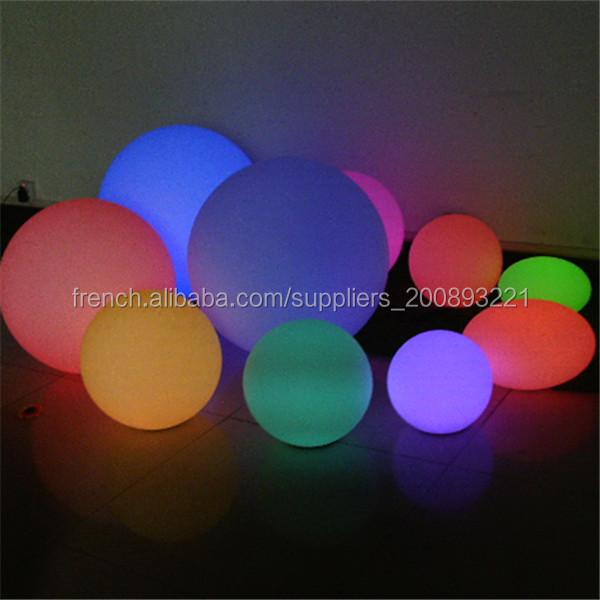 boule d clairage exterieur excellent aperu boule lumineuse led multicolore pour luextrieur sans. Black Bedroom Furniture Sets. Home Design Ideas