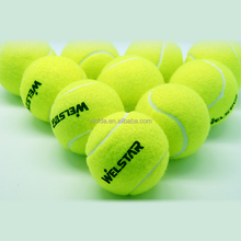 top quality ITF approved cans package custom printed woolen training tennis ball
