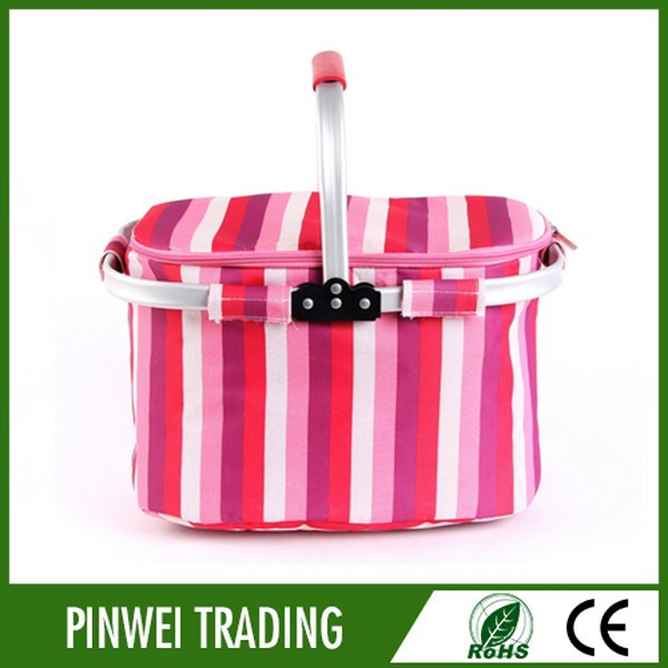 wholesale in stock picnic basket cool bags