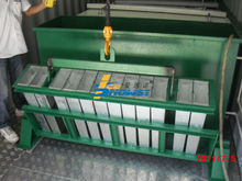 Containerized Block Ice Machine/ Ice Block Making Plant for making block ice