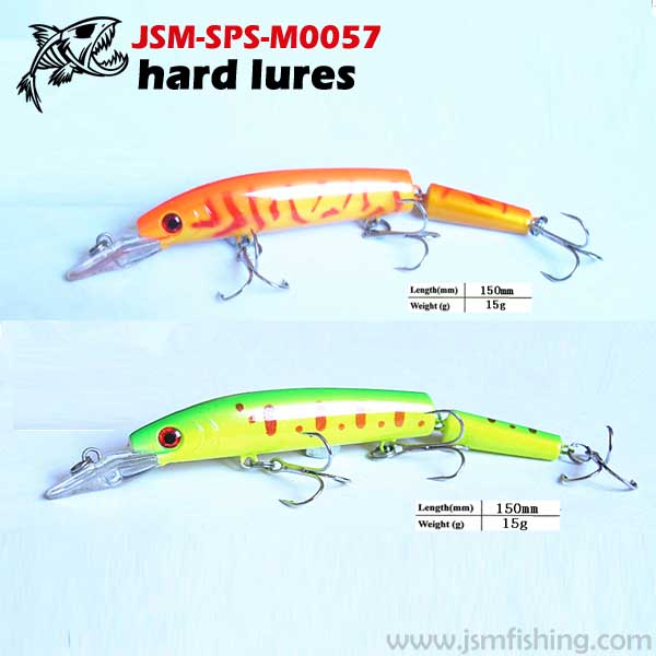 Multi Jointed Lure JSM-SPS-M0057