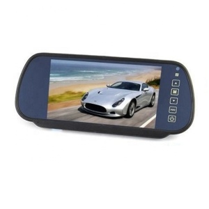 7 Inch LCD digital Car Rearview Rear View Mirror Monitor Reverse Parking Monitor