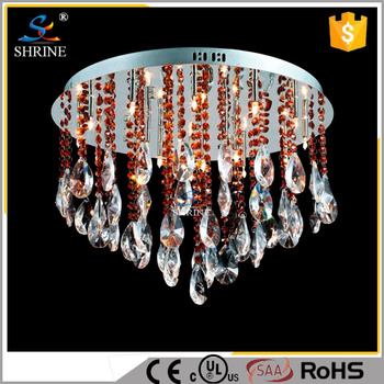 Lieblich Contemporary Fashion Golden Crystal Ceiling Fan Chandelier Combo Lighting