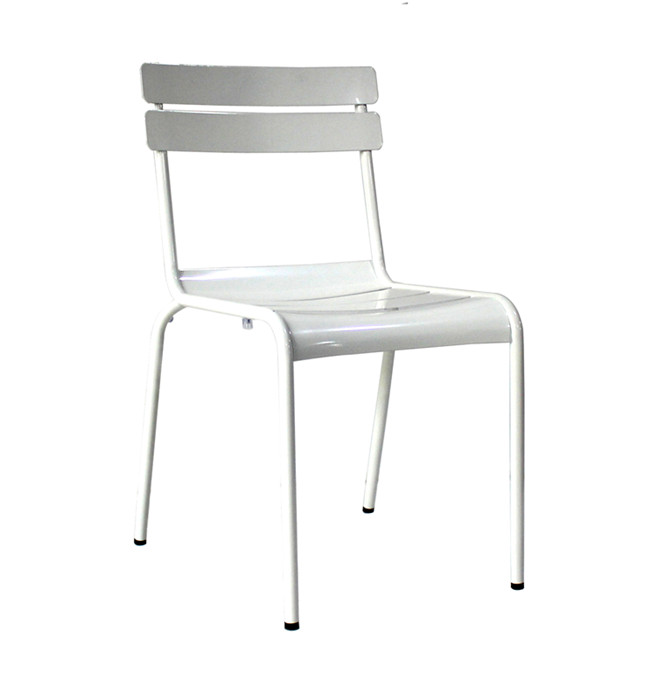 Vintage Industrial Outdoor Furniture Metal Garden Chair Dining Chair