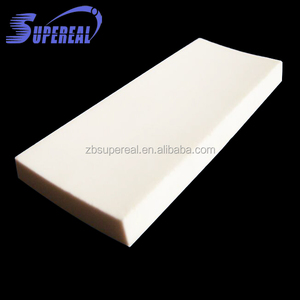 High temperature resistance alumina ceramic tiles for lining of ball mill