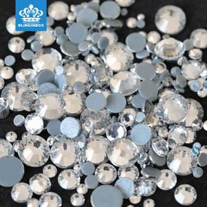 High quality China imitated austrian hot fix transfer rhinestones wholesale price