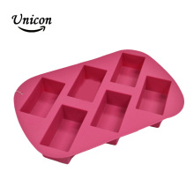 For Making Make Special Funny Shape 6-Cavity Rectangle Silicone Mold