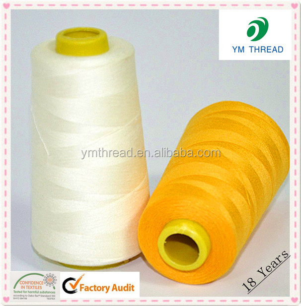 100% Polyester Sewing Thread Manufacturer For Sewing