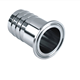 Top quality sanitary long screwing threaded pipe fittings ferrule