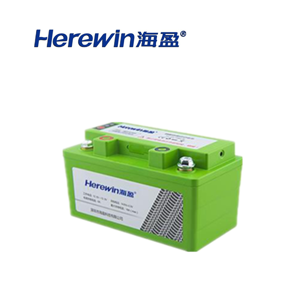 Manufacturer 12V 6AH LiFePo4 rechargeable dc battery pack for motor jump start