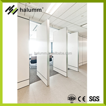 Good Quality Interior Partition Walls Movable Office Partitions Conference  Room Folding Partition Wall