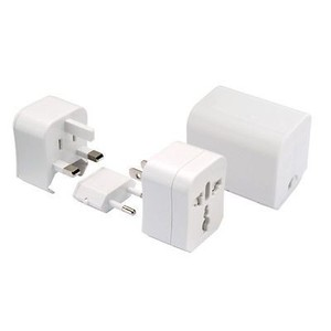 Best Selling Premium Universal International Power Outlet Mini Travel Adapter Gift