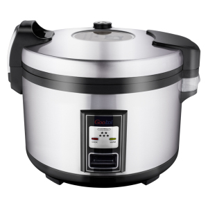 Goobol 5.5L 30 Cups Commercial Big Electric Deluxe Rice Cooker For 5kg rice