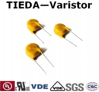10D911K High Power Metal Oxide Resistor / 3 MOVs Varistor for generator