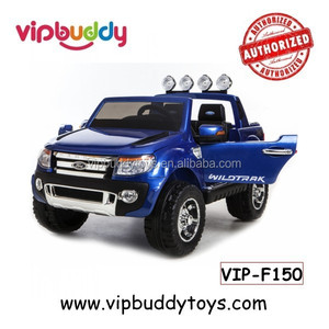 Best selling fashion professional outdoor play toys battery powered vehicle ford f150 truck