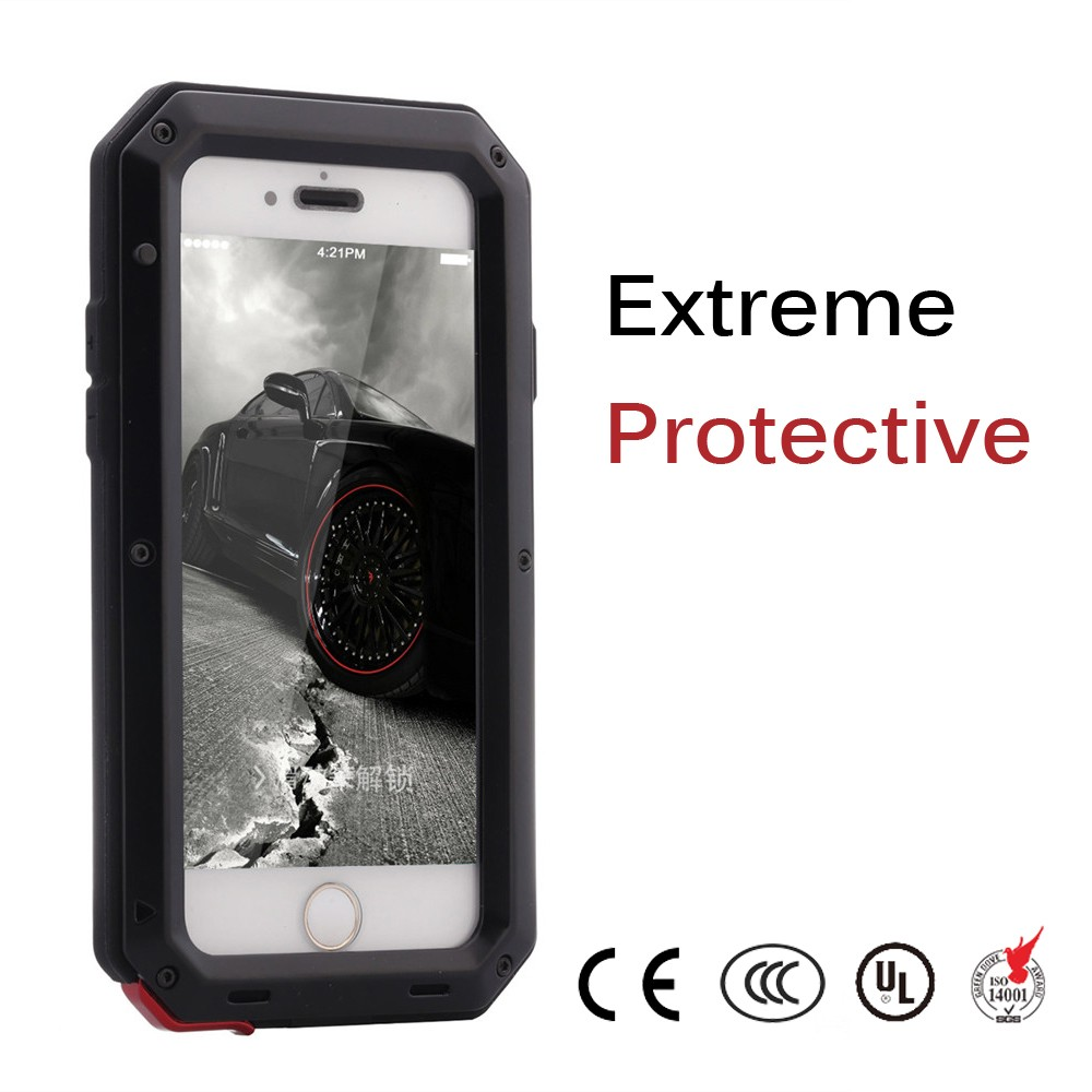 For iphone6 metal waterproof wholesale <strong>case</strong> for iphone 6 <strong>case</strong>