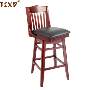 Manufacturer best price beech wood classic famous design furniture swivel chair