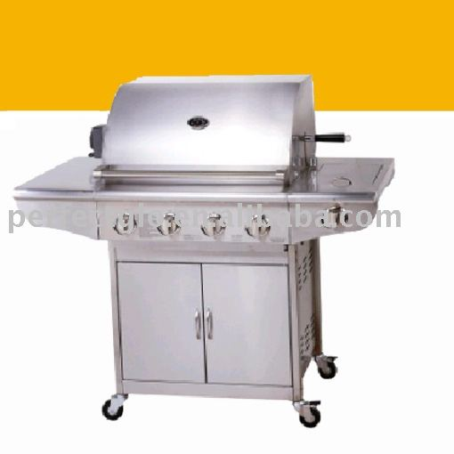 2012 Stainless steel Barbecue Grill