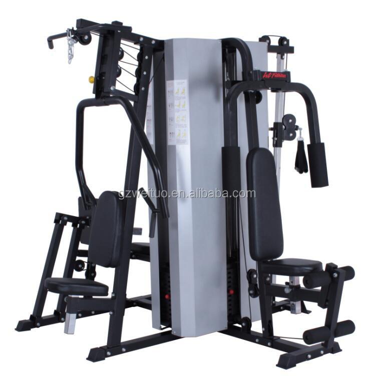 2017 best price multi station home gym equipment 5 station for Gimnasio 02 granada precio