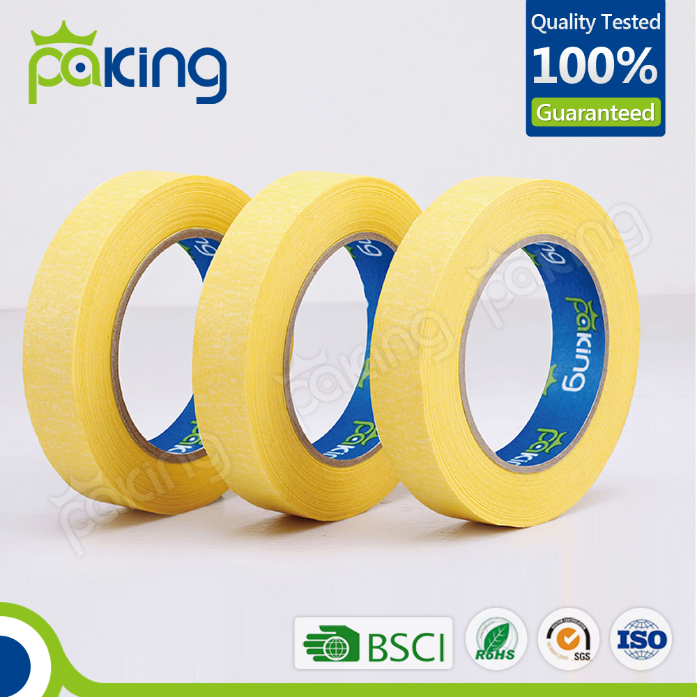 2 inches high quality adhesive paper masking tape