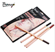 12 Pcs/Box Artist Soft Pastel Pencils Crayon Charcoal Pencils Artiste Wooden Non toxic Pencil for Sketching Drawing