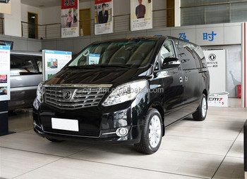 New design in 2015 Dongfeng Fengxing CM7 passenger car for sale with 7 passengers