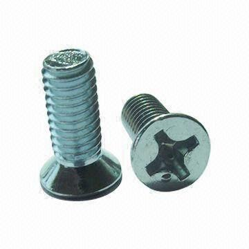 6-18 x 1 Ph Bugle Drywall Screws Black Phos 100 Pack
