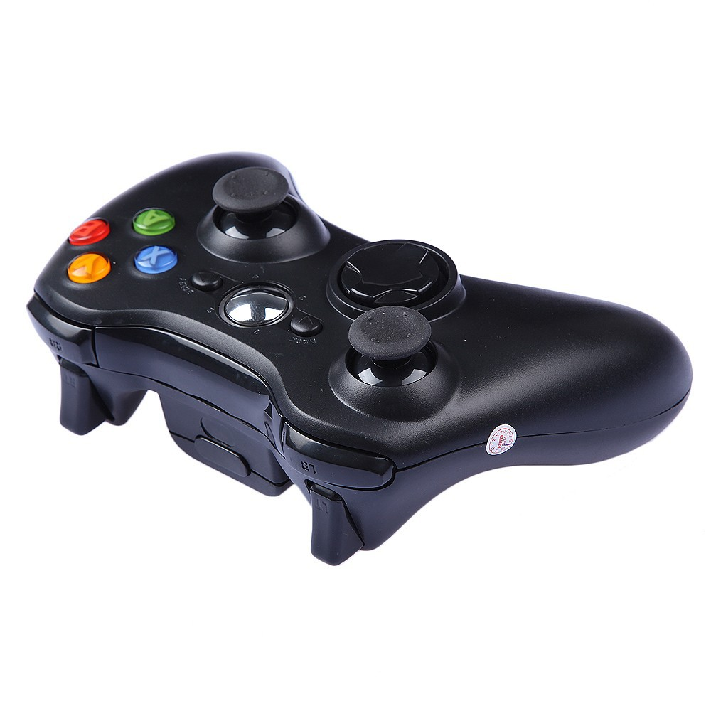 New Wireless Controller For XBOX One & 360 Black Game