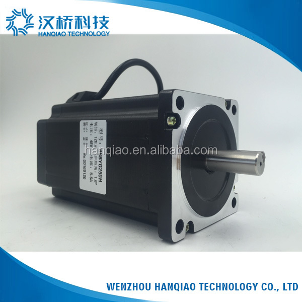 Two-phase 85mm wholesale stepper motor nema 23, nema 23 stepper motor made in china